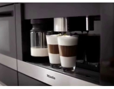 Кофемашины Miele встраиваемые
