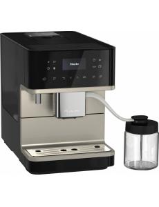 Кофемашина отдельностоящая Miele CM6360 чёрный металлик OBCM