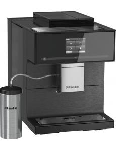 Кофемашина отдельностоящая Miele CM7750 OBSW черный обсидиан