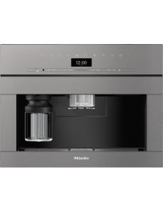 Кофемашина встраиваемая Miele CVA7440 GRGR графитовый серый