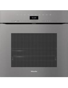 Духовой шкаф 60см. Miele H7464BPX GRGR графитовый серый