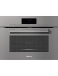 Духовой шкаф с СВЧ Miele H7840BM GRGR графитовый серый