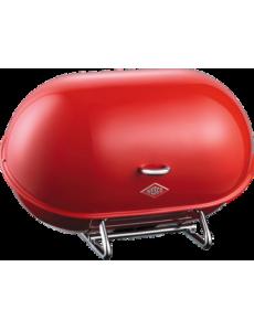 Хлебница WESCO Single Breadboy, красный