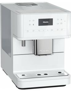 Кофемашина CM6160 белый лотос LOWS