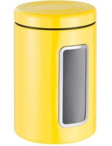 Емкость для хранения Wesco Canister Classic Line, лимонно-желтый, 2 л