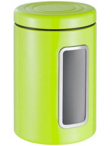 Емкость для хранения Wesco Canister Classic Line, зеленый лайм, 2 л