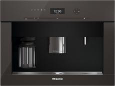 Кофемашина встраиваемая Miele CVA6401 GRGR графитовый серый