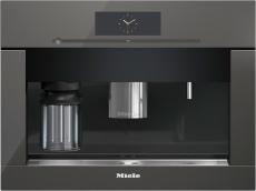 Кофемашина встраиваемая Miele CVA6805 графитовый серый GRGR