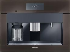 Кофемашина встраиваемая Miele CVA6805 HVBR коричневый гавана