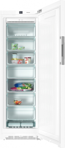 Отдельно стоящий морозильник Miele FN28263 ws
