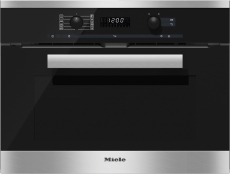 Духовой шкаф компактный Miele H6200BP EDST/CLST сталь CleanSteel