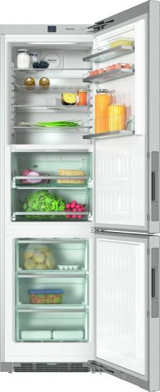 Отдельно стоящий холодильник-морозильник Miele KFN29483D edt/cs