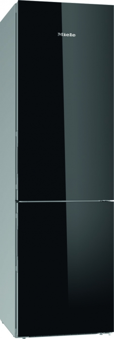 Отдельно стоящий холодильник-морозильник Miele KFN29683D obsw