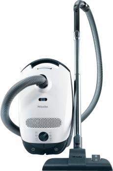 Пылесос мешковой Miele SBAD3 Classic C1 белый лотос