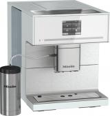 Кофемашина отдельностоящая Miele CM7350 BRWS бриллиантовый белый