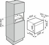 Пароварка встраиваемая Miele DG2740 EDST/CLST сталь CleanSteel