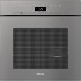 Встраиваемая комби-пароварка Miele DGC7460X GRGR графитовый серый