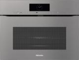 Духовой шкаф с СВЧ Miele H7840BMX GRGR графитовый серый