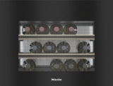 Встраиваемый винный холодильник Miele KWT7112iG obsw чёрный обсидиан