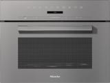Микроволновая печь Miele встраиваемая M7244TC GRGR графитовый серый