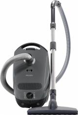 Пылесос мешковой Miele SBAD3 Classic C1 Parquet графитовый серый