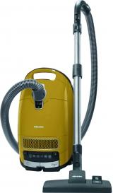 Пылесос мешковой Miele SGFA3 Complete C3 HEPA жёлтый карри