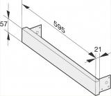 Планка AB42-1 сталь CleanSteel