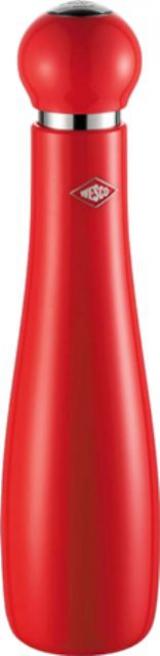 Мельница для специй Wesco, высокая, Цвет красный