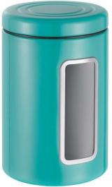 Емкость для хранения Wesco Canister Classic Line, бирюза 2 л