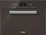 Духовой шкаф компактный Miele H6401B HVBR коричневый гавана