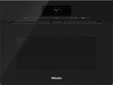 Духовой шкаф компактный Miele H6800BPX OBSW черный обсидиан