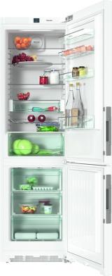 Отдельно стоящий холодильник-морозильник Miele KFN29233D ws