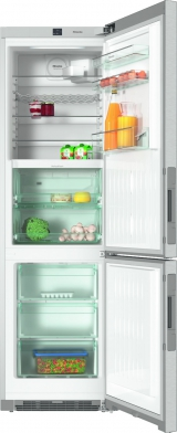 Отдельно стоящий холодильник-морозильник Miele KFN29283D bb