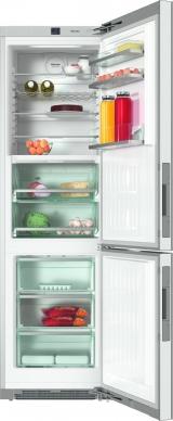 Отдельно стоящий холодильник-морозильник Miele KFN29683D brws